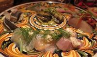 鮮魚が美味しい!麻布十番のイタリアン「トラットリア ケ・パッキア」 - イタリアワインのこころ