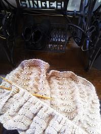 ブランケット - Knitting Note