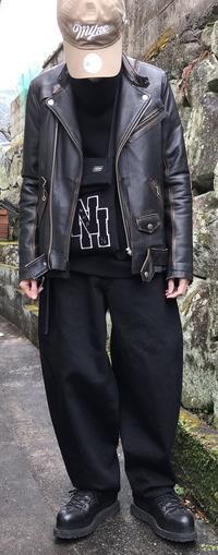 モードにライダース - メンズファッション塾-ネクステージ-