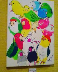 オクムラミチヨ作品展 Animals#2 - 雑貨・ギャラリー関西つうしん