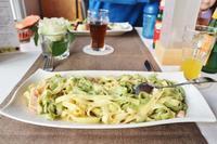 パノラマレストランとライン川の水位☆ - ドイツより、素敵なものに囲まれて②