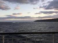 奄美大島入港 Arriving at Amamiooshima. NEW YEAR CRUISE '18 - my gallery-2