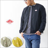 DANTON [ダントン] M's NYLON STRETCH TAFFETA INSULATION JACKET [JD-8885 SET] インナージャケット MEN'S - refalt blog
