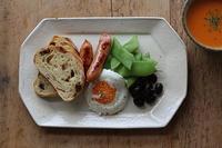 朝食プレート - Nasukon Pantry