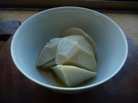 八つ頭の煮物 - LEAFLabo