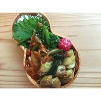 チキンとタラのトマト煮BENTO - Feeling Cuisine.com