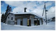 雪下ろし - 小宮山建築通信
