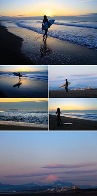 2018/01/29(MON)今朝は波ありますよ〜 - SURF RESEARCH