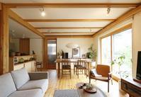 家の表情を豊かにしてくれる、家具の持つちから - 暮らし上手の家づくり