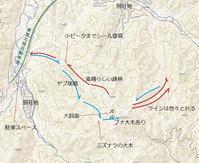 荘川の火山1379m新雪滑降 - blog版 がおろ亭