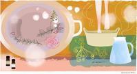 DHC olivechannel 冷え性に効くアロマセラピー - まゆみん MAYUMIN Illustration Arts