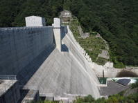 2017.09.25 湯西川ダムカード - ジムニーとカプチーノ(A4とスカルペル)で旅に出よう