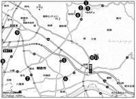 朝倉の回り方2 - ひもろぎ逍遥