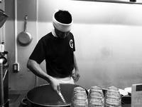 和田町「一文字結」で特製塩ワンタンメン - ぶん屋の抽斗