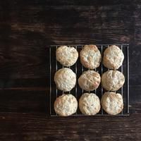 Organic Buttermilk Biscuits - 烏帽子への風