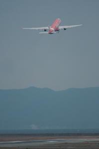 KIX - 5 - fun time (飛行機と空)