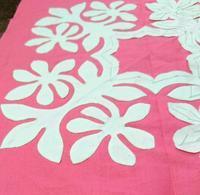 ピカケアップリケ - ほっと一息・・~Sakura's Hawaiian QuiltⅡ