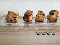 酵母スコーン - 天然酵母パン教室  ほーのぼーの