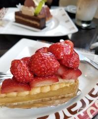 代々木上原の美味しいケーキ屋さん*アステリスク-ASTERISQUE- - ぴきょログ~軽井沢でぐーたら生活~