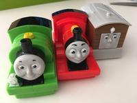 ハッピーセットトーマス♪ - 子どもと暮らしと鉄道と