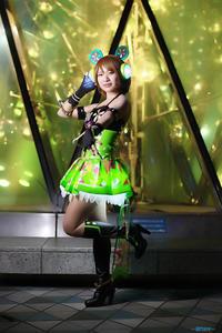 白羽メル さん[Mell] @ckn_lec6 2018/01/28 TDC[Tokyo dome city] - ~MPzero~ [コスプレイベント画像]Nikon D5