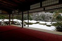 雪積もる詩仙堂 - 花景色-K.W.C. PhotoBlog