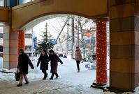 冬薄暮の光 - 照片画廊