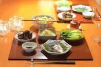 〆鯖/鶏レバーのバルサミコ煮など - まほろば食日記