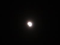 【2018.1.31】 吹雪の晴れ間に皆既月食 - 見知らぬ世界に想いを馳せ