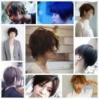 ショートショートショート!!! - 空便り 髪にやさしいヘアサロン 髪にやさしいヘアカラー くせ毛を愛せる唯一のサロン