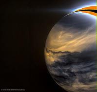 JAXAの金星探査機あかつきが捉えた金星の神秘的な姿 - 秘密の世界        [The Secret World]
