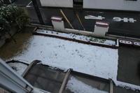 【動画あり】動くレインコートと雪ふたたび - HAMAsumi-Life