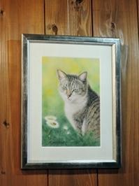 『見返り美猫展』後半始まりました - 湘南藤沢 猫ものの店と小さなギャラリー  山猫屋
