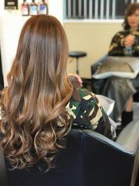 綺麗なロングヘアを華やかに - ~美容師Manabeeのハッピーパーマネントブログ~