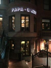 美味しいイタリアン PAPA RAZZI - ハーバードで奮闘中、日本人救急医ブログ