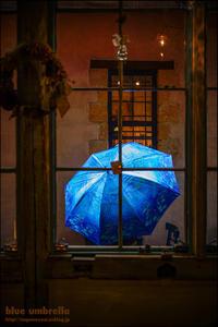 青い傘 - 和む由もがな