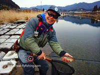 2018年の長良川も祝解禁でした(^^) - THOMAS&THOMAS-Fly Fishing Total Support.TEAL
