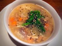 二月の薬膳スープ - ナチュラル キッチン せさみ & ヒーリングルーム セサミ