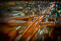 高速道路 夜景 - まっちゃんのPHOTOブログ