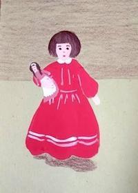 2月 - たなかきょおこ-旅する絵描きの絵日記/Kyoko Tanaka Illustrated Diary