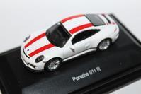 1/87 Schuco PORSCHE 911 R - 1/87 SCHUCO & 1/64 KYOSHO ミニカーコレクション byまさーる