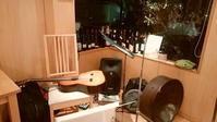 スティールパン&7弦ギターライブ - おやぢの絵日記(仮)