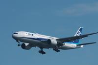 HND - 312 - fun time (飛行機と空)