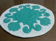 キルト洗いました。 - ほっと一息・・~Sakura's Hawaiian QuiltⅡ