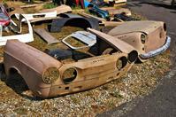 『 FIAT 850coupe&600E outer panel 』 - いなせなロコモーション♪