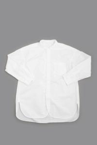 prit  Big Shirts (White) - un.regard.moderne
