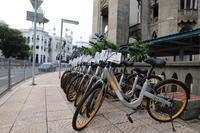 2018.01クアラルンプール貸し自転車 - ゆらりっぷ -yurari's trip-