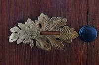 妙心寺東海庵方丈の杉戸の金具 - たんぶーらんの戯言