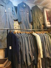 ヴィンテージつなぎ追加‼️ - plywood used clothing service & furniture