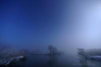 月光福島潟 - デジタルで見ていた風景